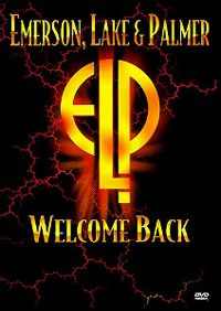 Cover Emerson, Lake & Palmer - Welcome Back [DVD]
